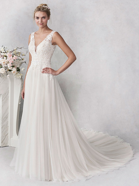 be463 Wedding                                          dress by Ella Rosa