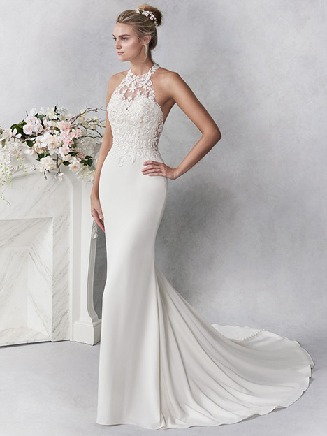 be464 Wedding                                          dress by Ella Rosa