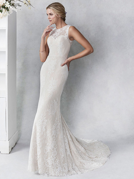 be465 Wedding                                          dress by Ella Rosa