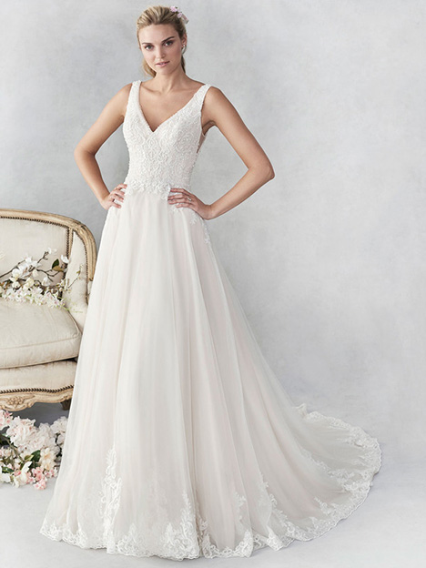 be466 Wedding                                          dress by Ella Rosa