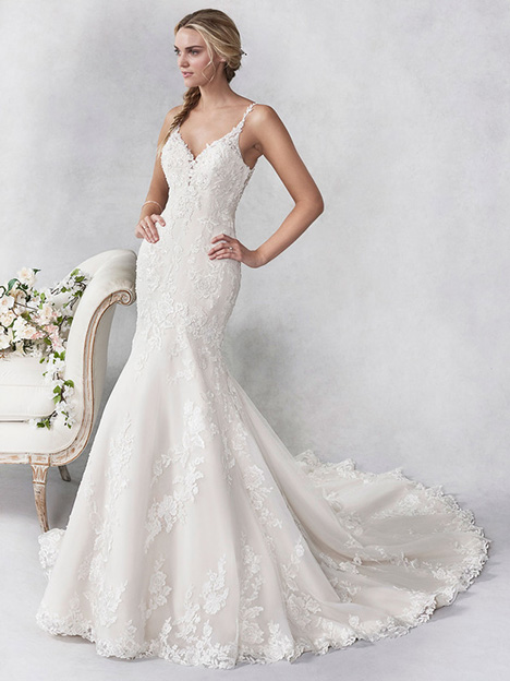 be467 Wedding                                          dress by Ella Rosa