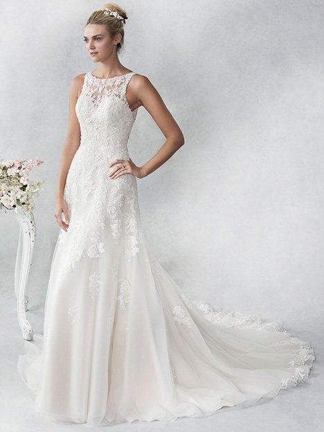 be469 Wedding                                          dress by Ella Rosa