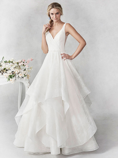 be470 Wedding                                          dress by Ella Rosa