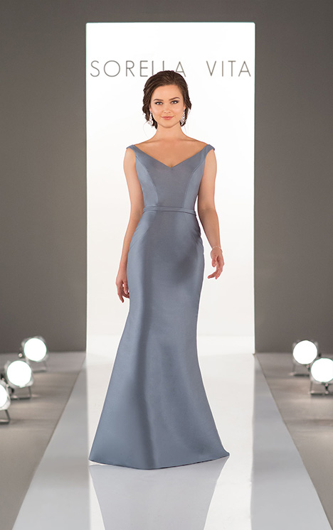 8964 Bridesmaids                                      dress by Sorella Vita