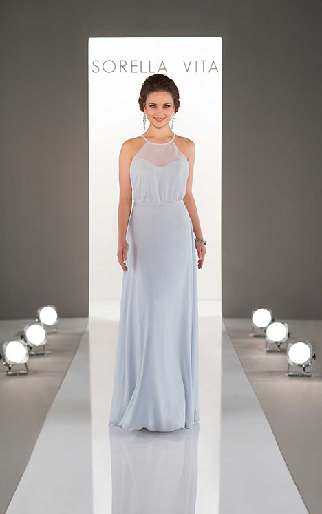 9010 Bridesmaids                                      dress by Sorella Vita