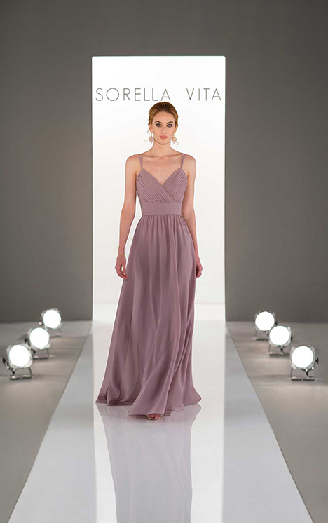 9030 Bridesmaids                                      dress by Sorella Vita