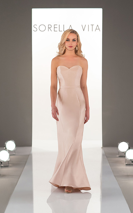 9058 Bridesmaids                                      dress by Sorella Vita