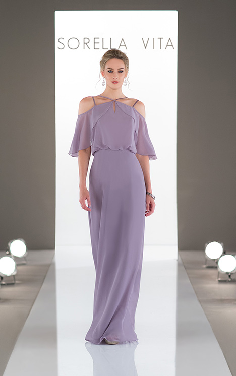 9070 Bridesmaids                                      dress by Sorella Vita