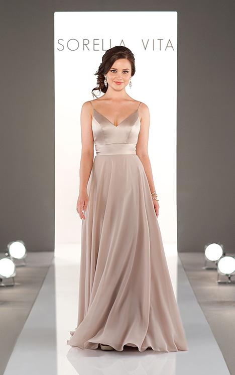 9088 Bridesmaids                                      dress by Sorella Vita
