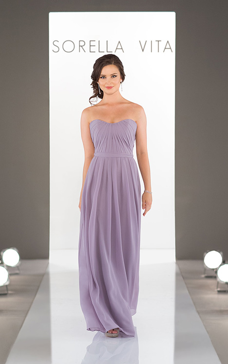 9114 Bridesmaids                                      dress by Sorella Vita