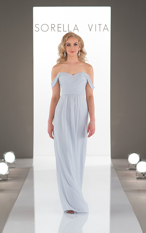 9122 Bridesmaids                                      dress by Sorella Vita