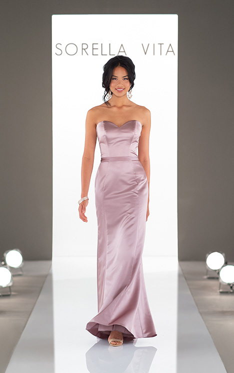9166 Bridesmaids dress by Sorella Vita