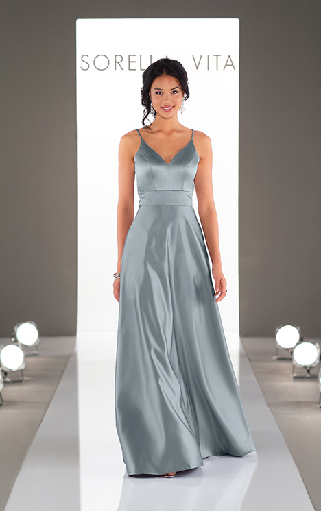 9168 Bridesmaids                                      dress by Sorella Vita