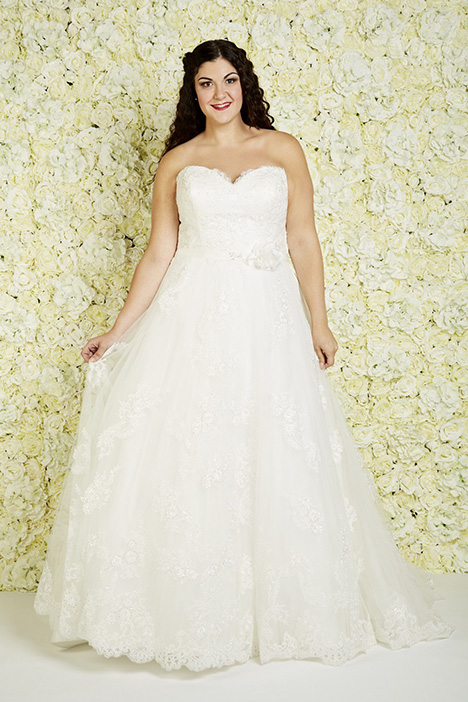 Charlotte Wedding                                          dress by Callista