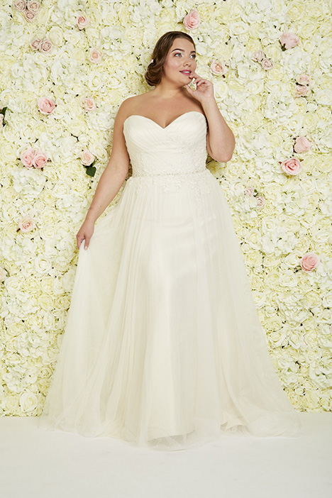 Denver Wedding                                          dress by Callista