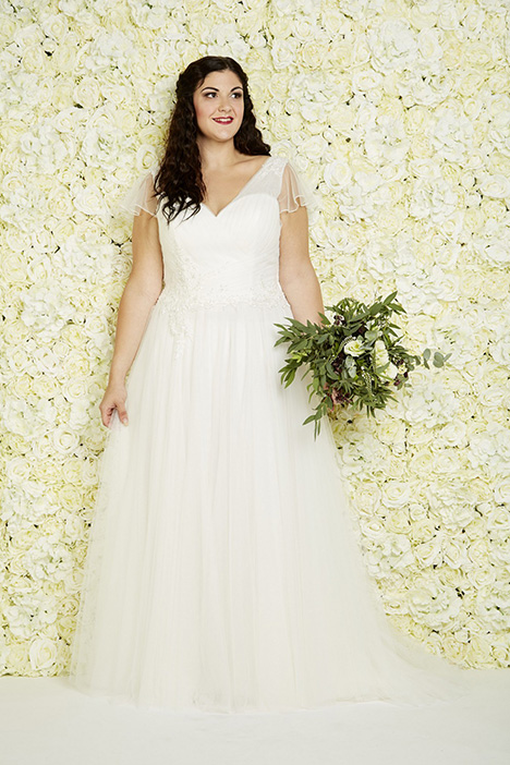 Houston Wedding                                          dress by Callista