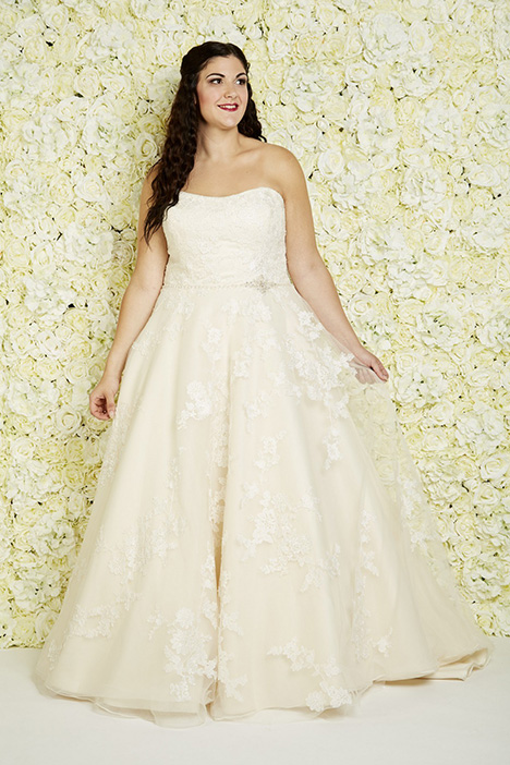 London Wedding                                          dress by Callista