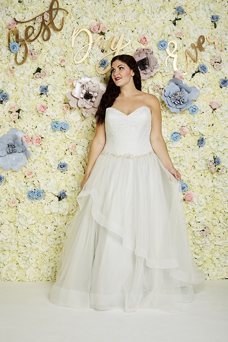 LongIsland Wedding                                          dress by Callista