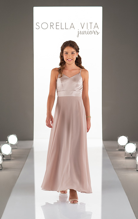 J4022 Bridesmaids                                      dress by Sorella Vita