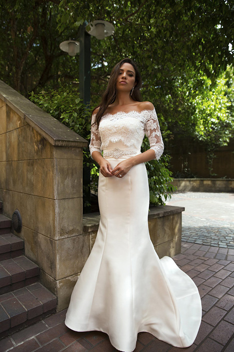 M1808Z Palmer Wedding                                          dress by Mia Solano