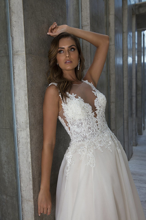 M1815ZPatience Wedding                                          dress by Mia Solano