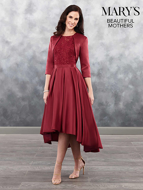 MB8024 Mother of the Bride                              dress by Mary's Bridal: Beautiful Mothers