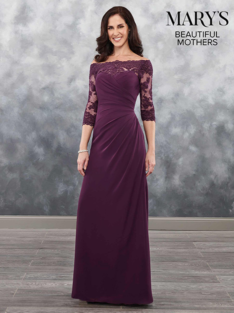 MB8025 Mother of the Bride                              dress by Mary's Bridal: Beautiful Mothers
