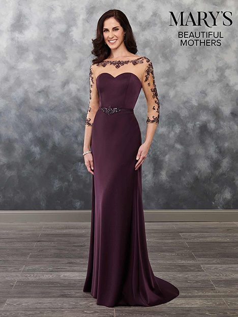 MB8026 Mother of the Bride                              dress by Mary's Bridal: Beautiful Mothers
