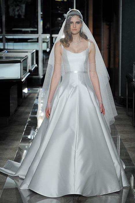 Look 9 Perfection Wedding                                          dress by Reem Acra