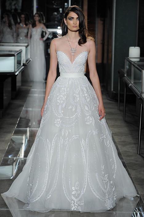 Opulent Wedding dress by Reem Acra