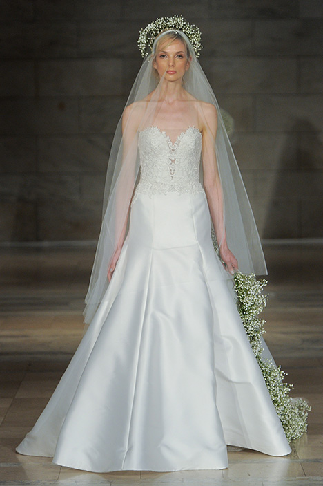 Loko 14 Grace Wedding                                          dress by Reem Acra