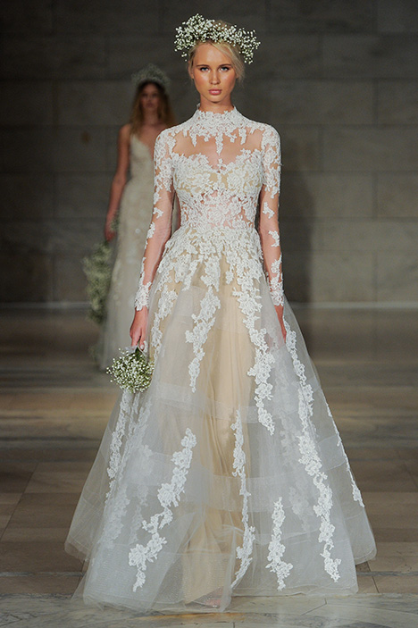 Look 21 Adore Wedding                                          dress by Reem Acra