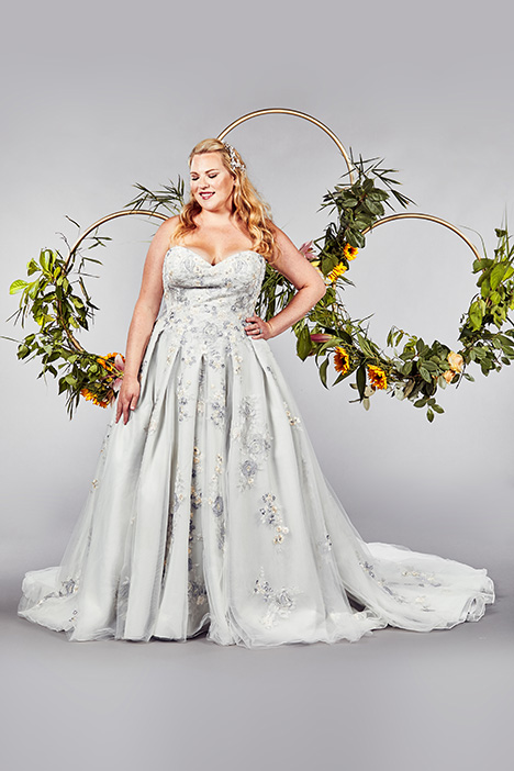 Richmond Wedding                                          dress by Callista