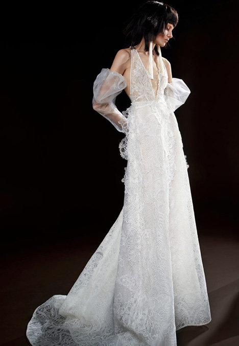 02 CELESTINE Wedding                                          dress by Vera Wang