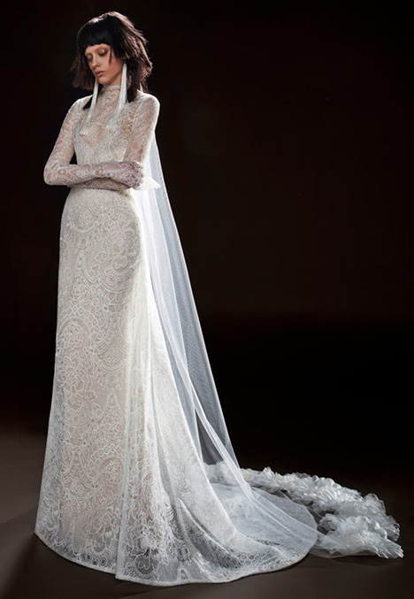 03 CECILE Wedding                                          dress by Vera Wang