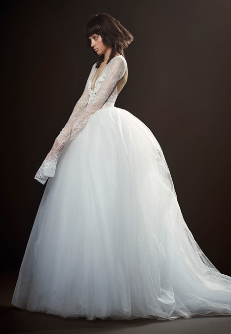 06 THERESE Wedding                                          dress by Vera Wang