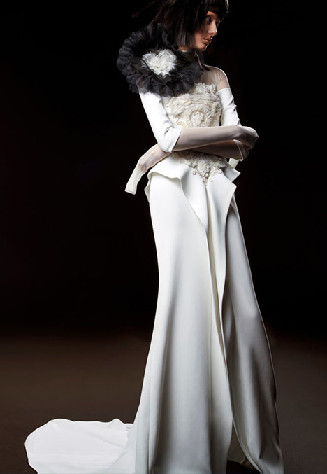 08 FLORENCE Wedding                                          dress by Vera Wang