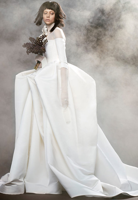 11 FANTINE Wedding                                          dress by Vera Wang