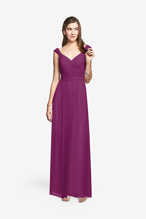 511 - Lake (long) Bridesmaids                                      dress by Gather & Gown