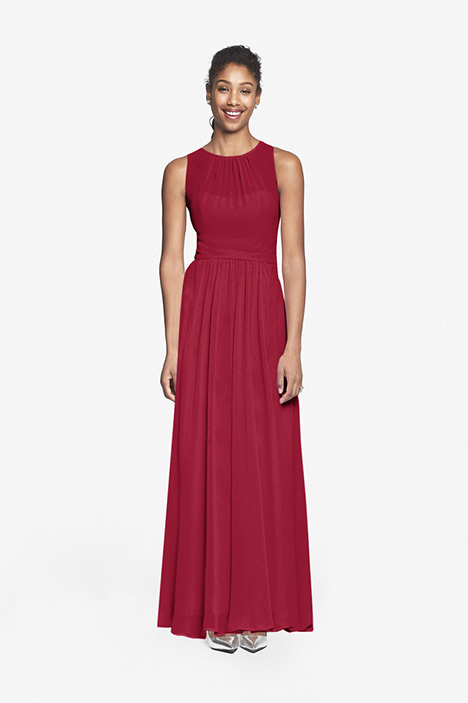 526l602 - Porter (long) Bridesmaids                                      dress by Gather & Gown