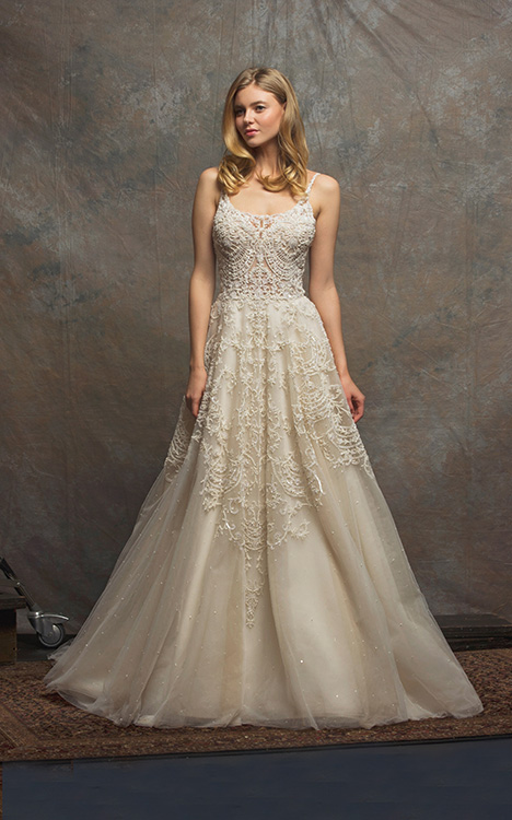 ES750 JUBILEE Wedding                                          dress by Enaura Bridal