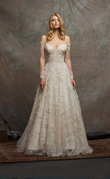 ES753 BURTON Wedding                                          dress by Enaura Bridal