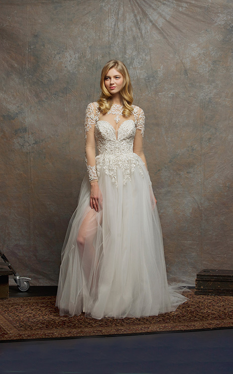 ES756 HOPE Wedding                                          dress by Enaura Bridal