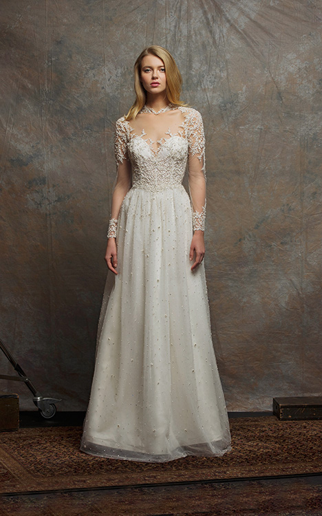 ES760 JONES Wedding                                          dress by Enaura Bridal