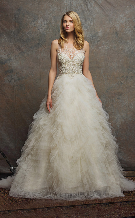 ES763 FLORENTINE Wedding                                          dress by Enaura Bridal