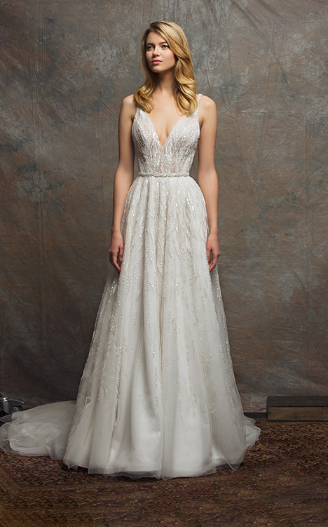 ES764 BEAU Wedding                                          dress by Enaura Bridal