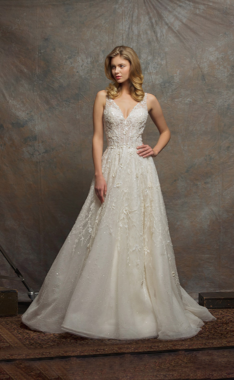 ES765 REGENT Wedding                                          dress by Enaura Bridal