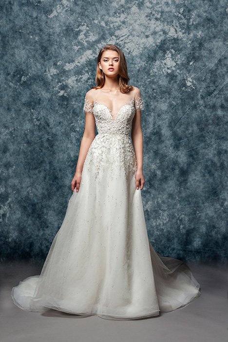 EF807 Calla Wedding                                          dress by Enaura Bridal