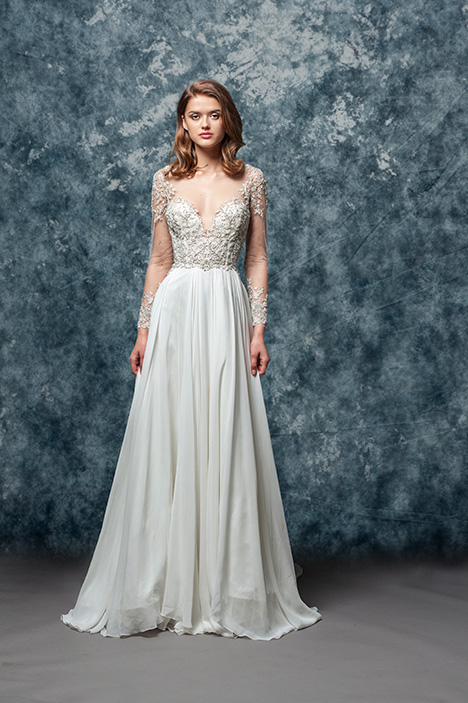EF809 Vera Wedding                                          dress by Enaura Bridal