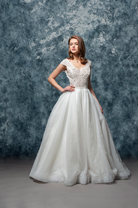 EF817 Abiliene Wedding                                          dress by Enaura Bridal